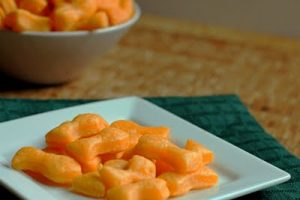 This is so fun to do with your kids – fast, and easy! Homemade Goldfish Crackers