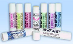My Lipstuff review & 6pk lipbalm Giveaway -Winner