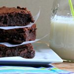 Fudgy Brownies & Recipe Hop