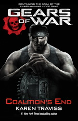 Gears of War Coalition's End Review & 2 book Giveaway