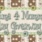 Giveaway Weekend Linkup starting 8/12
