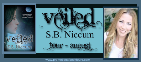 Veiled Book Tour and Giveaway – Winner!!