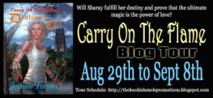 Carry On the Flame {Book Tour & Giveaway}