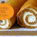 Pumpkin Roll {Recipe}