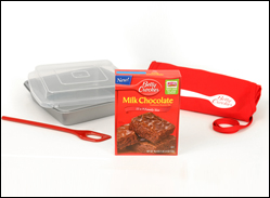 Betty Crocker Milk Chocolate Traditional Brownie Mix Contest #myblogspark @BettyCrocker