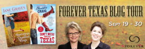 Forever Texas Blog Tour and Contest