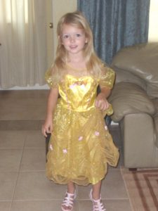 My Sweet Belle #Halloween Costume