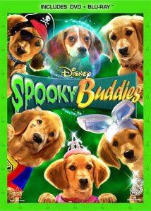 #win Disney's Spooky Buddies DVD Combo Pack- Winner!