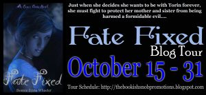 Fate Fixed Blog Tour and Contest