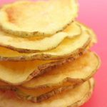 Homemade Potato Chips #recipe