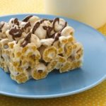 Easy Kid Friendly Healthy Recipe – Cheerio Bars