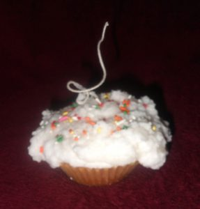 Cup Cake Candle, Earrings, $100 GC, & More