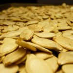 Sweet Cinnamon Pumpkin Seeds #Recipe