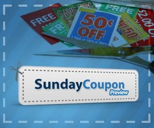 Sunday Coupon Preview for 10/16