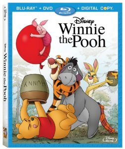 Contest – Winnie The Pooh DVD/Blu-Ray Combo Pack