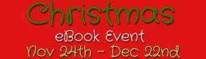 Christmas eBook Event Nov 24th – Dec 22nd
