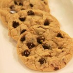Thick and Chewy Chocolate Chip Cookies Recipe and Melt Review