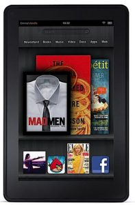 Kindle Fire Contest