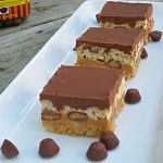 Peanut Butter Lover's Rice Krispie Treats Recipe
