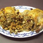 Cranberry Walnut Stuffing Recipe