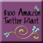 Bloggers – $100 Amazon Twitter Event
