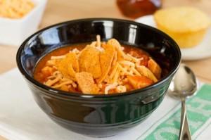 Chicken Enchilada Chili Recipe