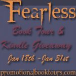 Fearless Young Adult Book Tour and Kindle Giveaway