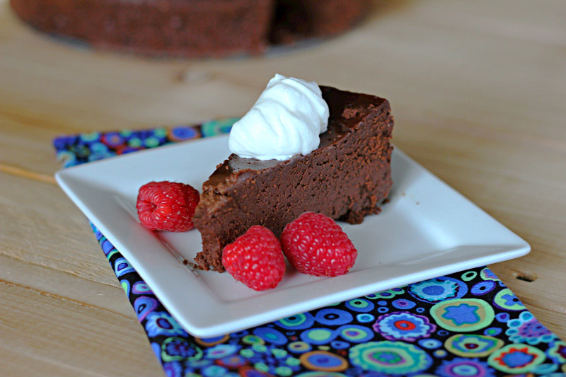 Flourless Chocolate Cake Cook S Illustrated