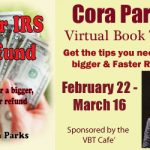 Your IRS Refund Book Tour #BookGiveaway