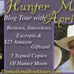 #HunterMoon Book Tour #BookGiveaway and Giftcard