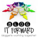 #BlogitForward Blogger Kindle Giveaway Sign ups