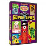 Yo Gabba Gabba Super Spies