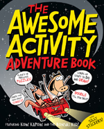 the awesome activity adventure book
