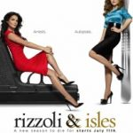 Rizzoli & Isles Season 2 on DVD – Burning Down the House
