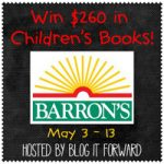 Win $260 in Children's Books from Barron's