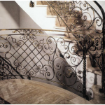 Wrought Iron Railings – A Touch of Class