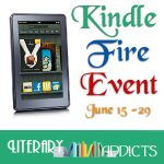 Literary Addicts Kindle Fire Giveaway Opp for Bloggers