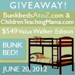 Blogger Opp – Walker Edison Bunk Bed Sign-ups