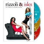 Rizzoli & Isles Season two on DVD – Check out the Bonus Features!