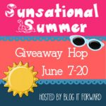 #BlogitForward Sunsational Summer Event #sunsationalhop