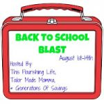 Back to School Blast #BtSBlast