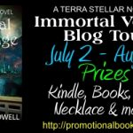 #ImmortalVoyage Blog Tour Kindle, Books, and So Much More