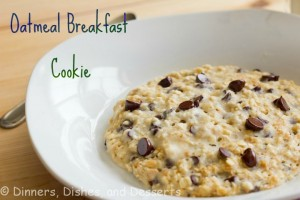 Oatmeal Breakfast Cookie Recipe