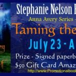 Taming the Wolf Book Tour Promo Blast and Contest