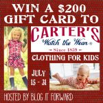 Carter's Watch the Wear Sweeps