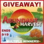Abundant Harvest Board Game Contest