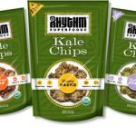 Rythm Superfoods Kale Chip Review and Sweeps