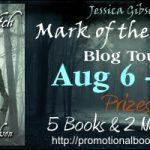 Mark of the Witch by Jessica Gibson Guest Post