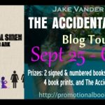 The Accidental Siren Book Tour and Contest