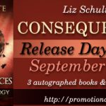 Consequences by Liz Schulte Promo Blast